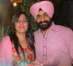 Tamanna & Taranjit Singh